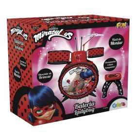 BATERIA LADY BUG - FUN