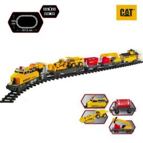 LOCOMOTRIVA CAT CONSTRUCTION EXPRESS - DTC