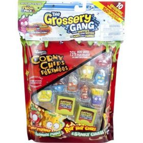 THE GROSSERY GANG - CORNY CHIPS - DTC