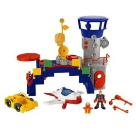 IMAGINEXT SKY RACERS AEROPORTO - FISHER PRICE