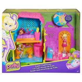 POLLY POCKET SUPER CLUBHOUSE - MATTEL