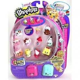 SHOPKINS BLISTER COM 12 - DTC