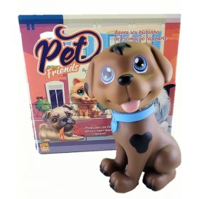 Cachorrinho Pet Friends - Bee Toys