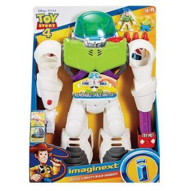 IMAGINEXT TOY STORY BUZZ ROBOT - MATTEL