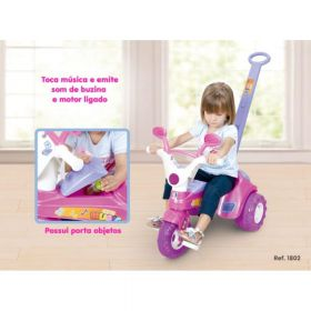 TRICICLO BABY MUSIC