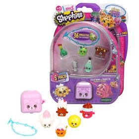 SHOPKINS BLISTER COM 5 - DTC