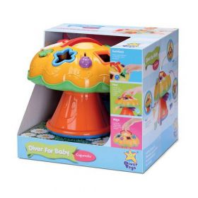 COGUMELO DIVER FOR BABY - DIVERTOYS