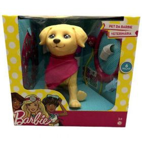 CACHORRO PET BARBIE VETERINARIA - PUPEE