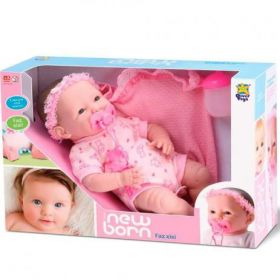 BEBE DIVER NEW BORN FAZ XIXI - DIVERTOYS