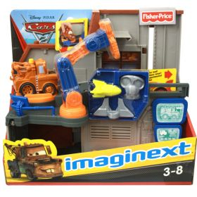 IMAGINEXT  GARAGEM DO MATE - CARS 2 - FISHER-
