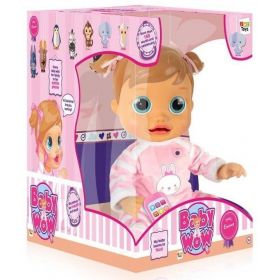 Boneca Baby Wow Analu - Multikids
