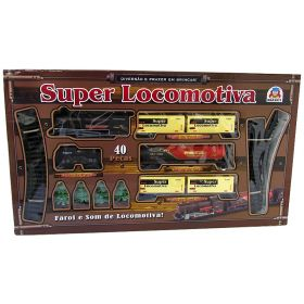SUPER LOCOMOTIVA