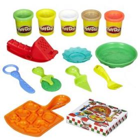 MASSA DE MODELAR PLAY DOH FESTA DA PIZZA