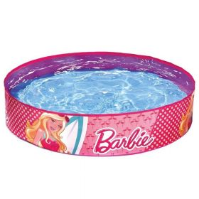 PISCINA BARBIE PRAIA GLAMUROSA 224L.-FUN