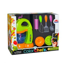 COLOR CHEFS KIT BATEDEIRA - USUAL